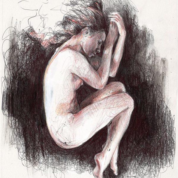Sleep (female)_27x41