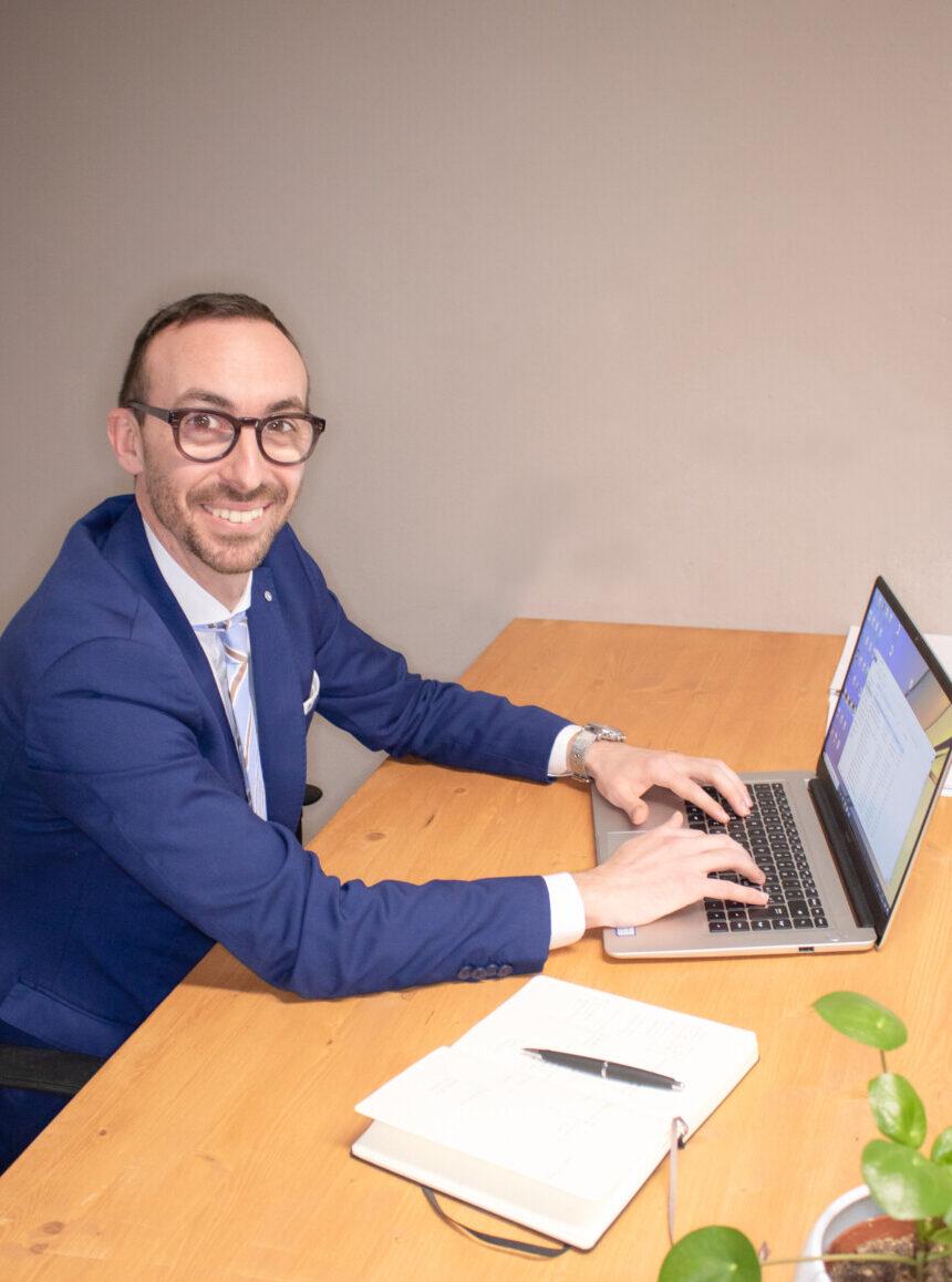 Daniele Martino - Area Manager Prima Group srl